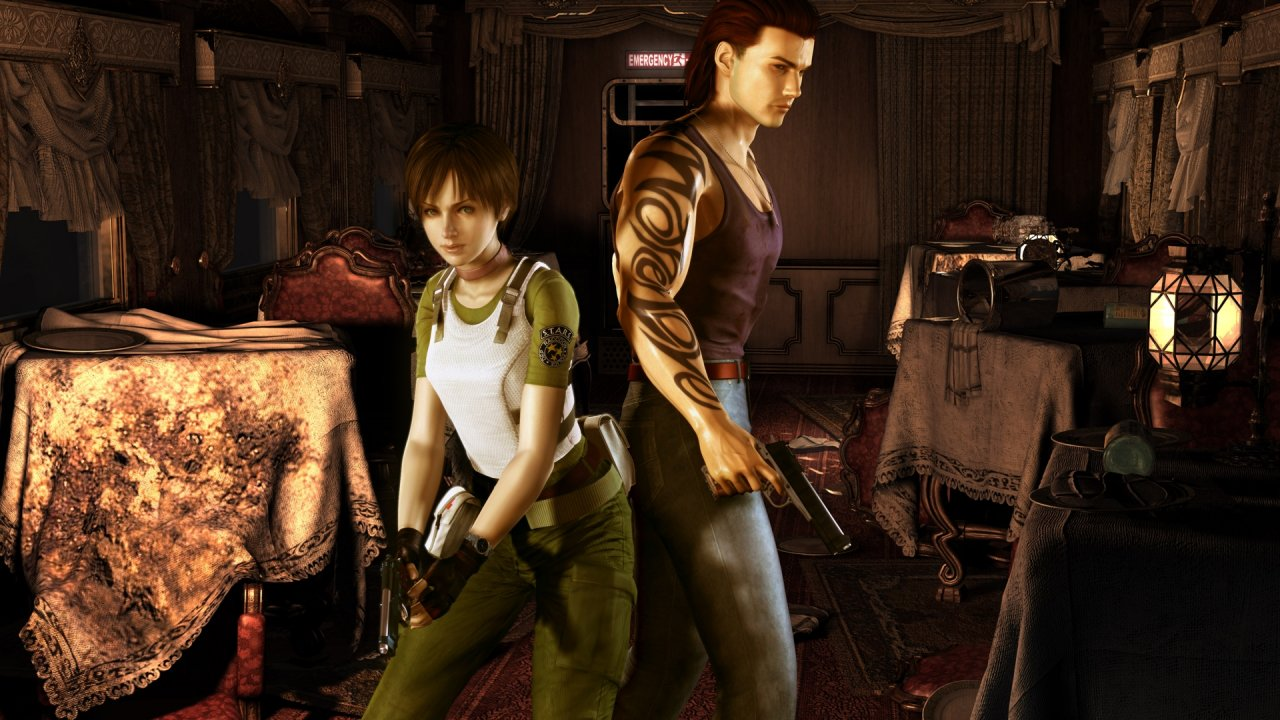 """Resident Evil 0 HD"" Review - The Origins of"