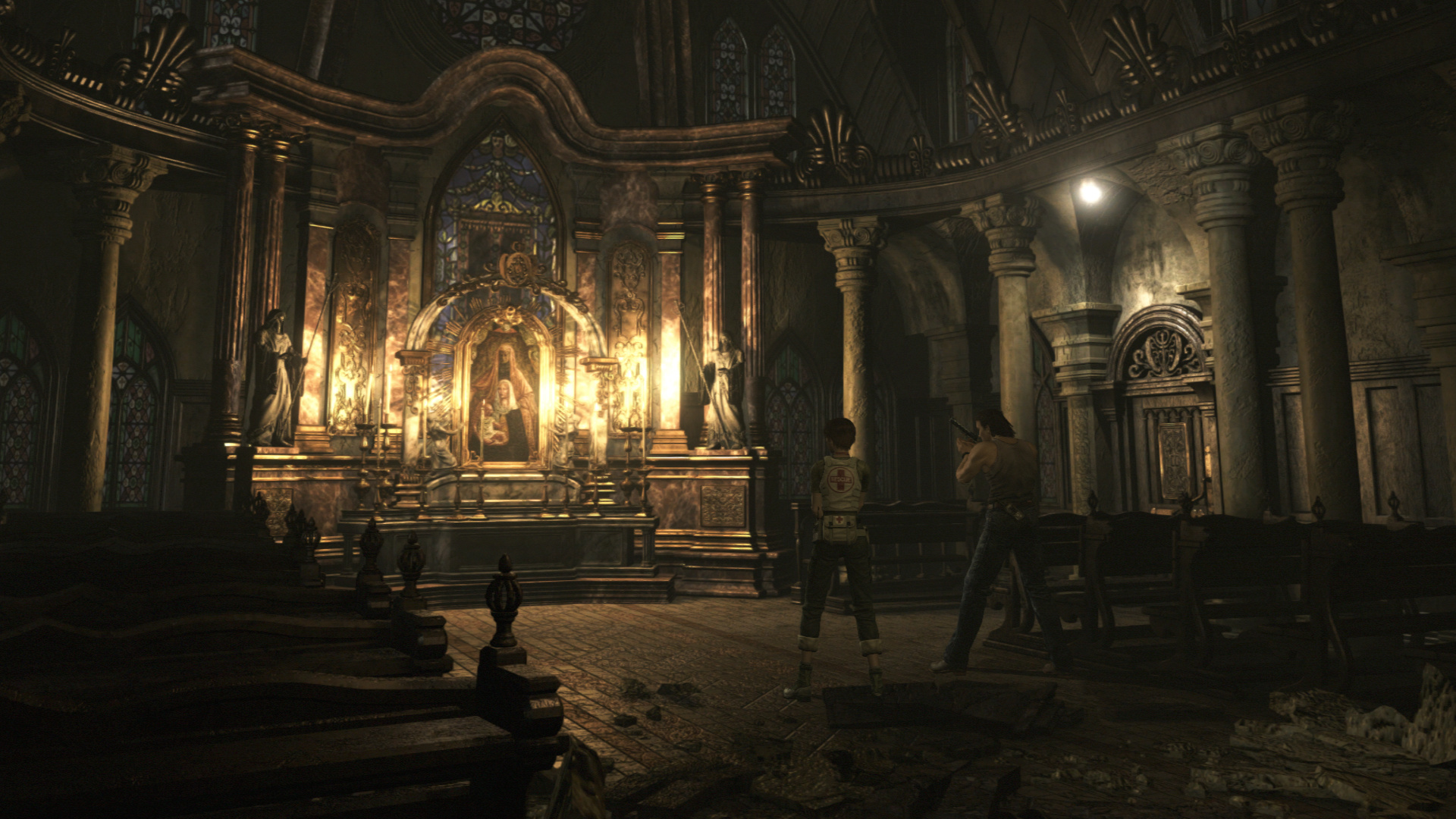 """Resident Evil 0 Remaster"" Gets Its First Trailer - Getting Same Treatment as"