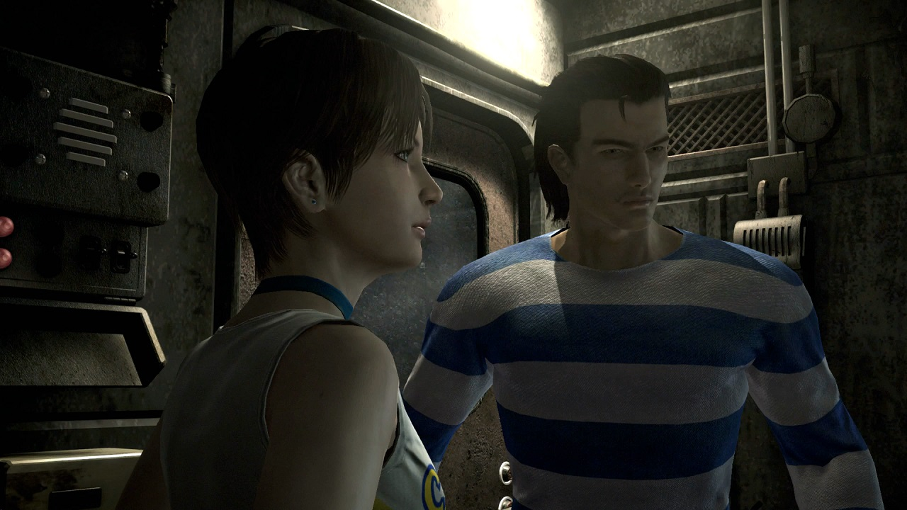 """Resident Evil 0 HD"" Has Purchasable Costumes"