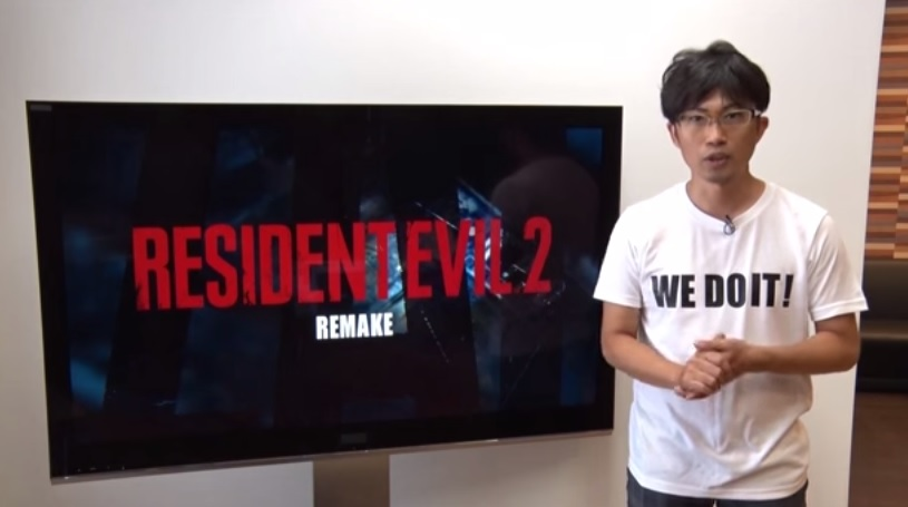 """Resident Evil 2 Remake"" Confirmed - Here's to the Return of Survivor Horror"