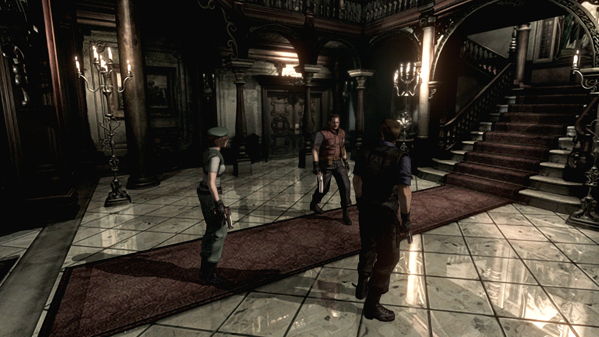 """Resident Evil 7"" Reportedly In the Works - Said to"