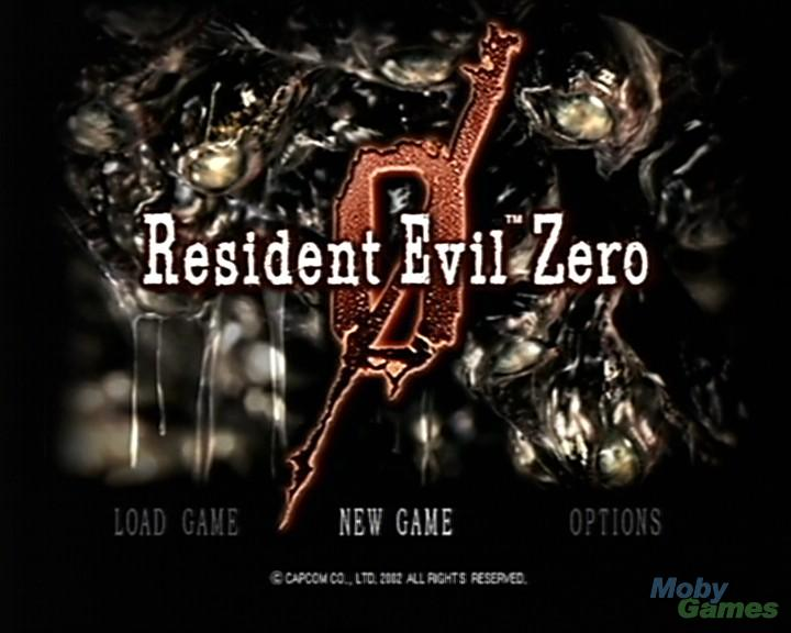 """Resident Evil Zero"" - Remastered - Capcom Is Sending the Dead to Western Shores"