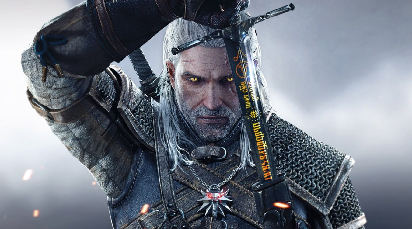 "Geralt of Rivia Revealed For ""SoulCalibur VI"" -"