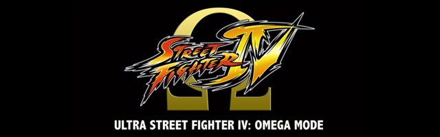 "Omega Mode Announced for ""Ultra Street Fighter IV"""