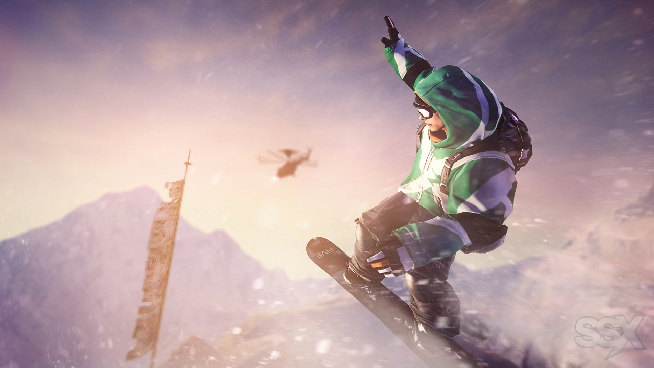"""SSX (2012)"" Coming to Xbox One - With More To Come!"