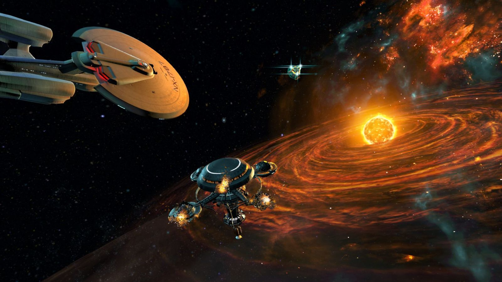 """Star Trek: Bridge Crew"" Revealed -"