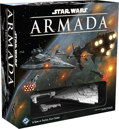 """Star Wars: Armada"" Launched by Fantasy Flight Games - *Cue Imperial March Theme*"