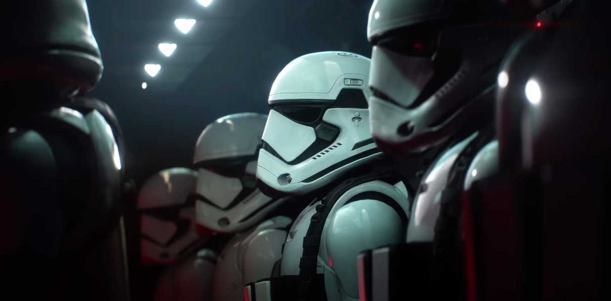 "EA Reveals ""Star Wars: Battlefront 2"" Gameplay Trailer - Spoiler: Some Clone Troopers Get Maul'd."