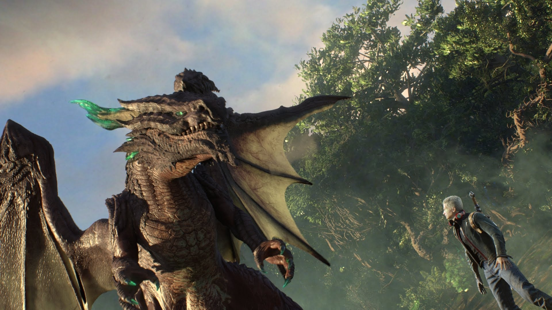 """Scalebound"" Originally Shelved Twice - Also Starred an 8-Year-Old Girl"