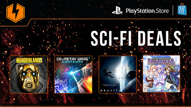 Sci-Fi Flash Sale on PSN Announced - These Deals Are Out of This World!!