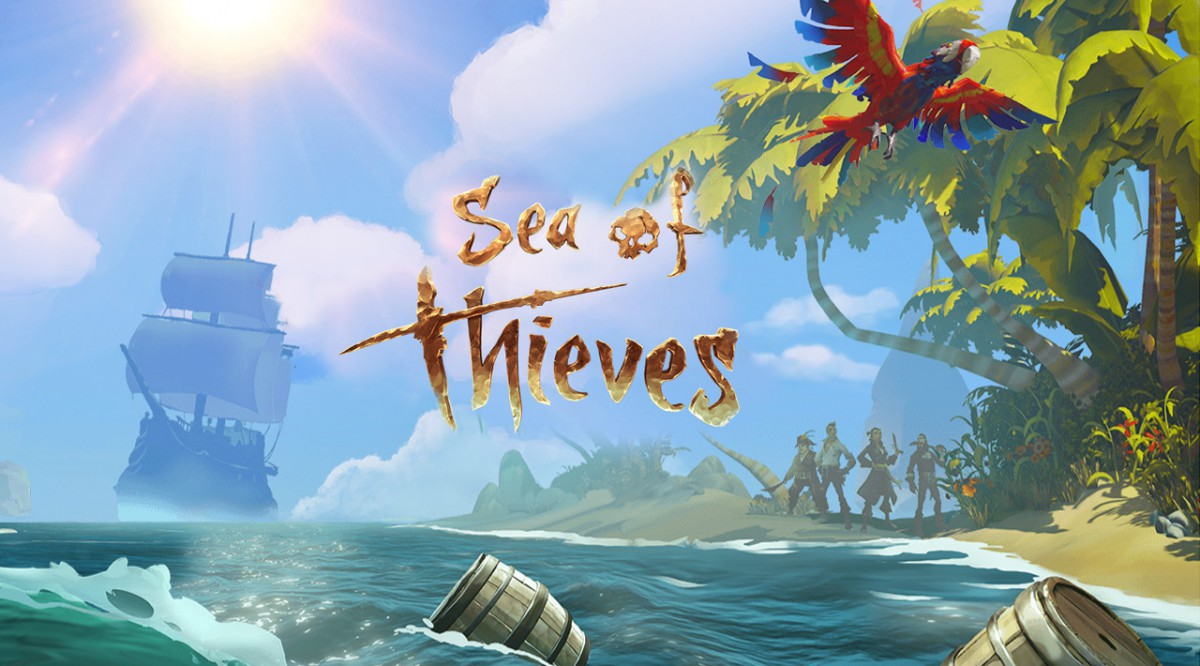 """Sea of Thieves"" Revealed - A Pirate's Life For Me!"