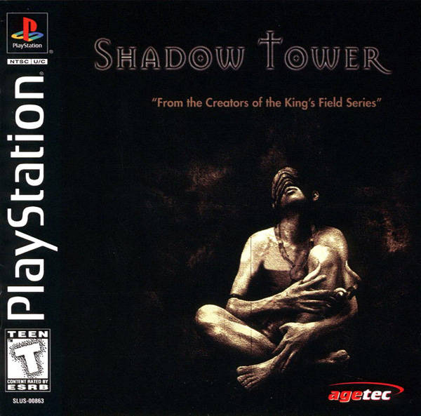 """Shadow Tower"" Coming to PSN - Even More From Software Coming to PlayStation Consoles"
