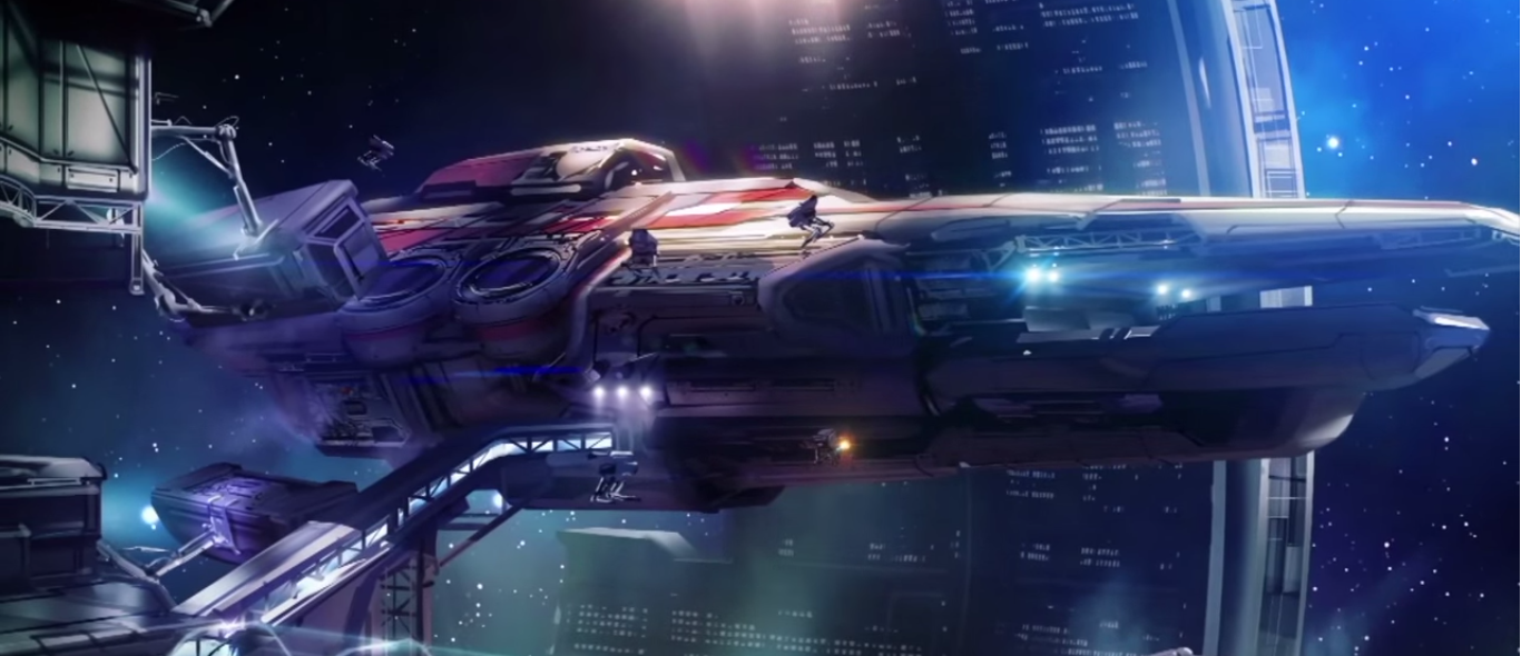 Starships Next on Launch Pad for Sid Meier - Going Beyond