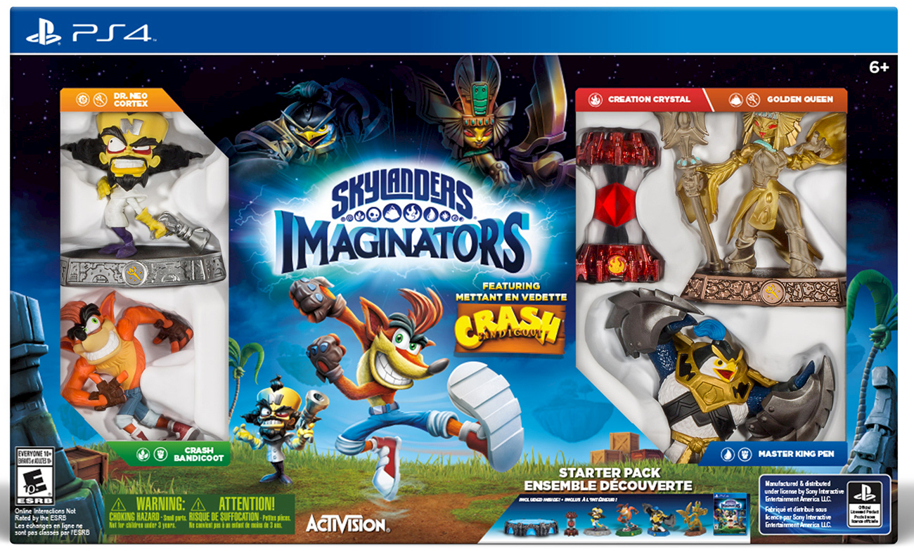 "Neo Cortex Reportedly Appearing in ""Skylanders"" - Better Looking Than Spyro, That's for Sure"