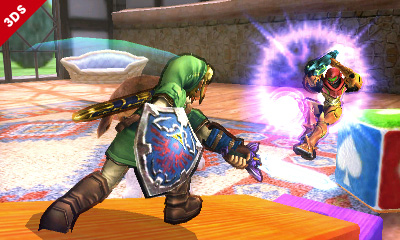 """Super Smash Bros."" for 3DS Has Day-One Patch"