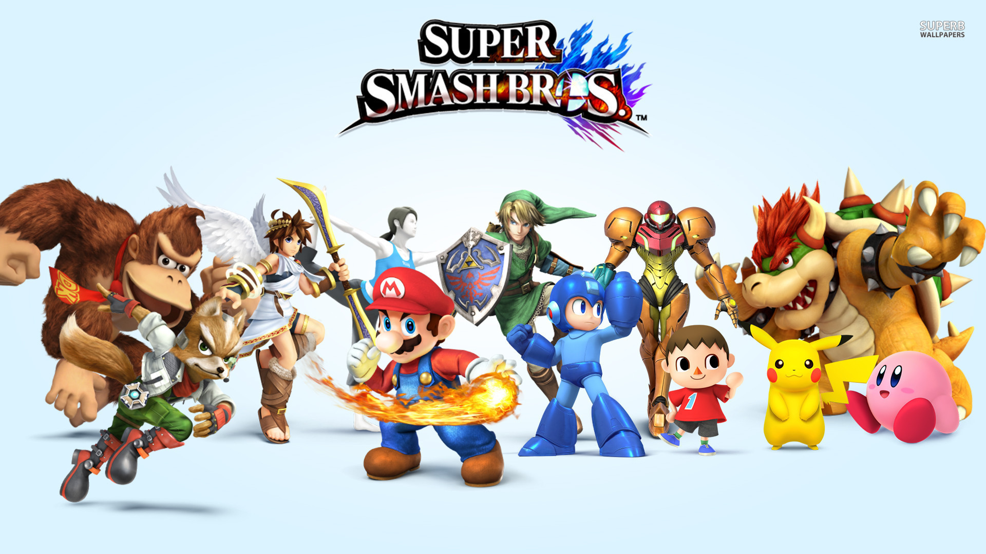"""Super Smash Brothers"" Roster Leaked"