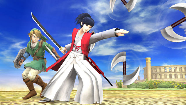 "Takamaru Was Originally Planned to Be Playable in ""Super Smash Bros."""