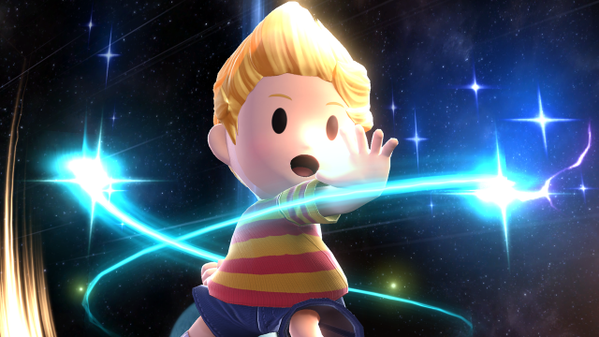 "Lucas Joins ""Super Smash Bros."" June 14 - Before E3 Even!"