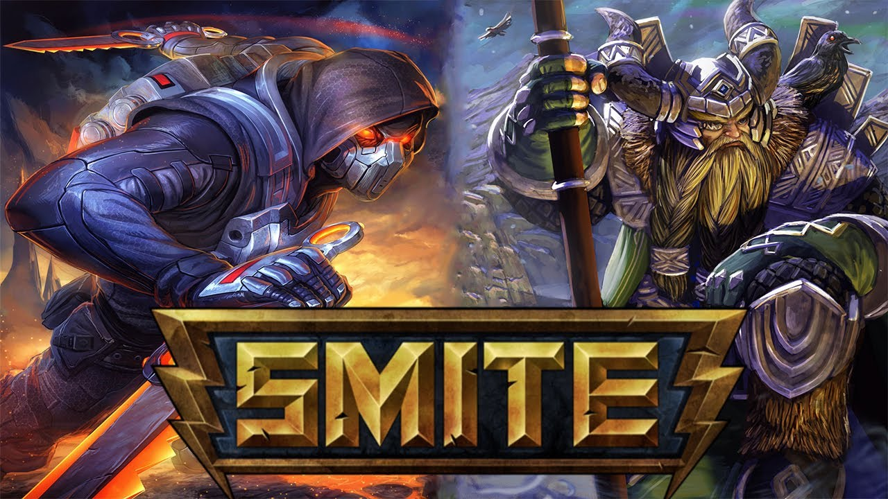 """Smite"" Coming to PS4 - Entering Closed Alpha, Beta in March"