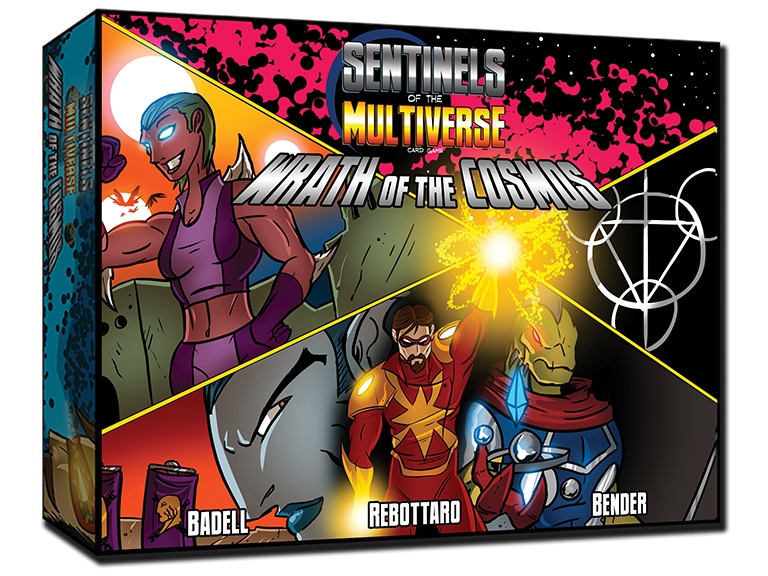"""Sentinels of the Multiverse: Wrath of the Cosmos"" Pre-Order Going Strong - With Promos Galore!"