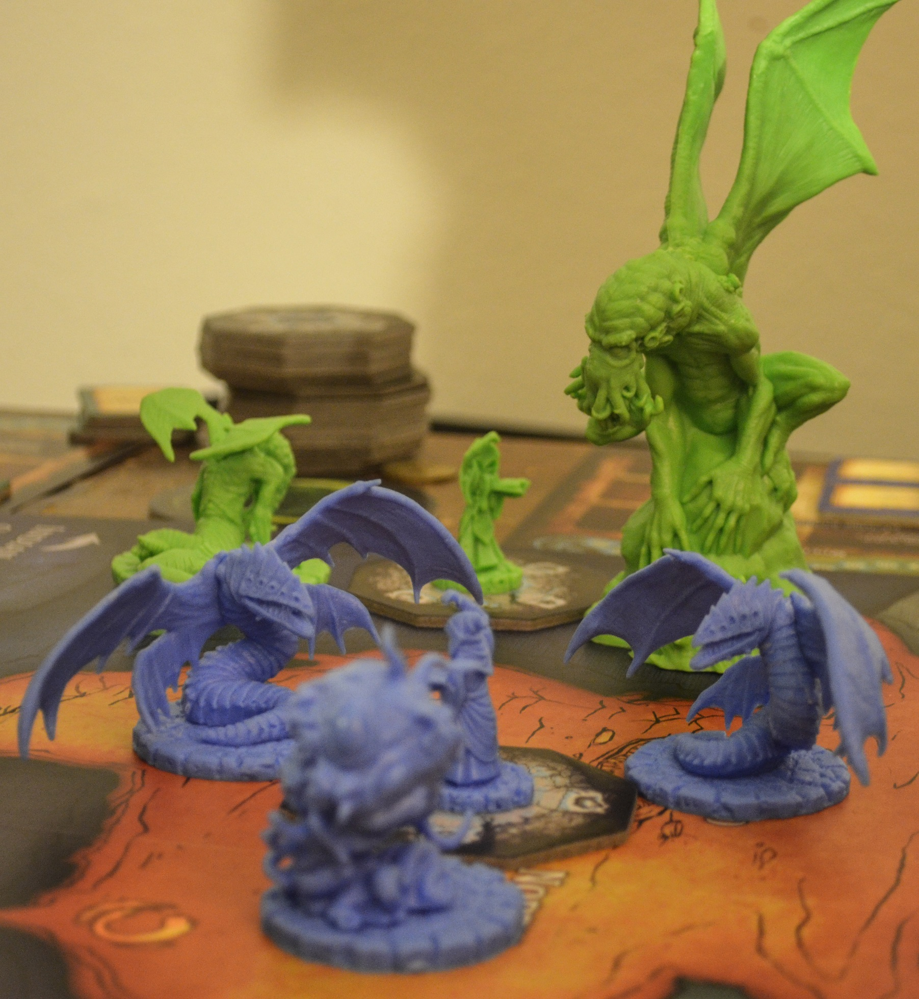 Cthulhu Wars | Player Theory