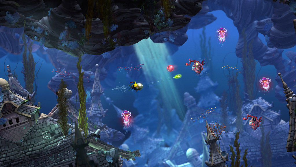"Insomniac Games Announces ""Song of the Deep"" - Submarine Adventures Under the Sea"