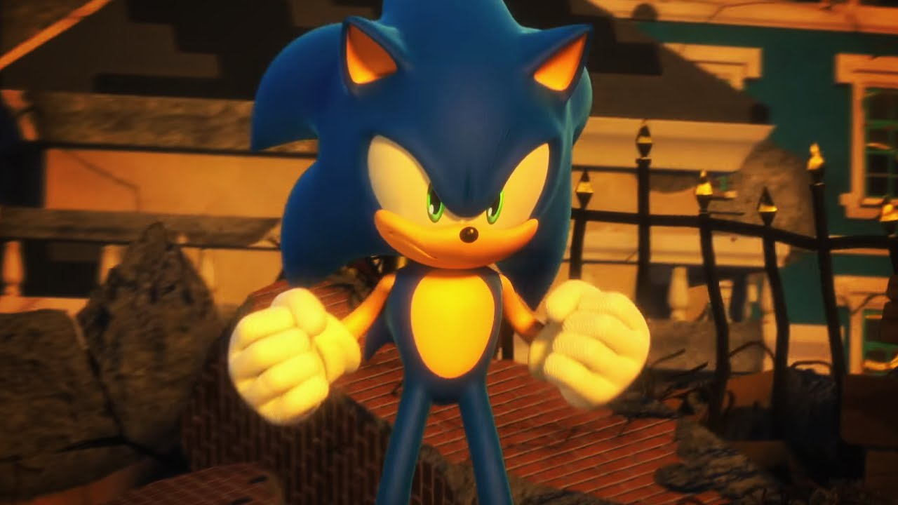 "Sega Revealed New 3D ""Sonic"" Game for 2017 - Technically Not"