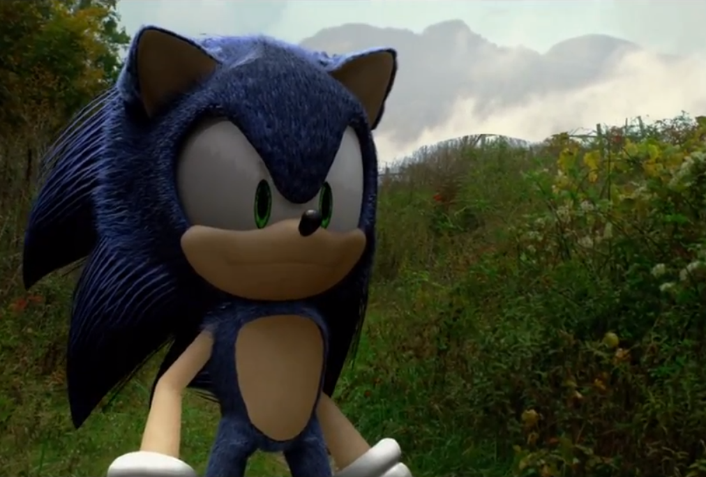 "Sony and Sega to Make ""Sonic"" Movie"
