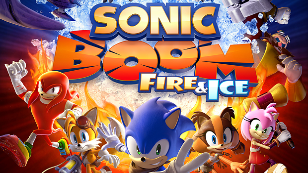 """Sonic Boom: Fire & Ice"" Announced - Fire and Ice Makes Water"