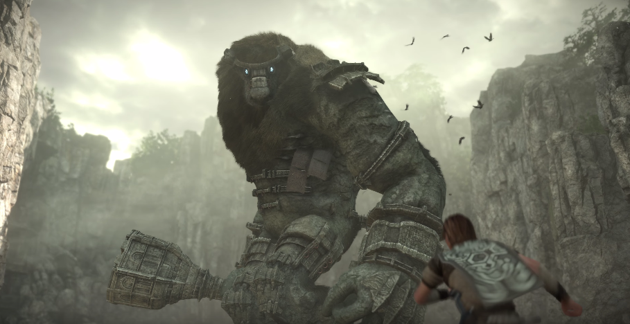 """Shadow of the Colossus"" Emerges With Stunning Remake - As If The Game Didn't Look Amazing Enough Already"