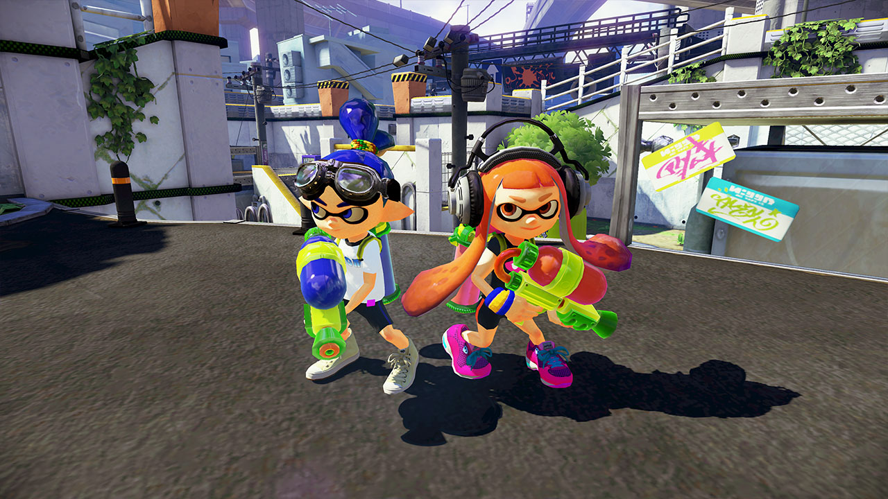 "Nintendo Direct for ""Splatoon"" Coming 5/7 - Coming Via Squid Research Lab (Not an Actual Lab)"
