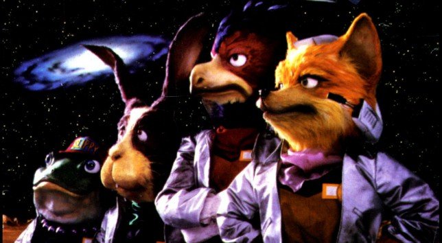 """Star Fox Zero"" for Wii U Detailed"