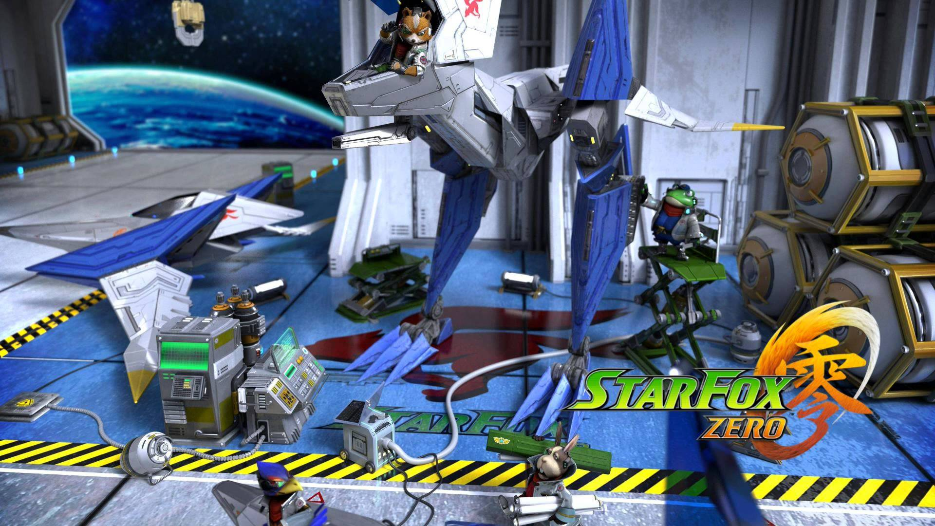 """Star Fox Zero"" Will Have ""Invincible Arwing"" Mode - Invincible Flying Death Machines: Be Very Afraid"