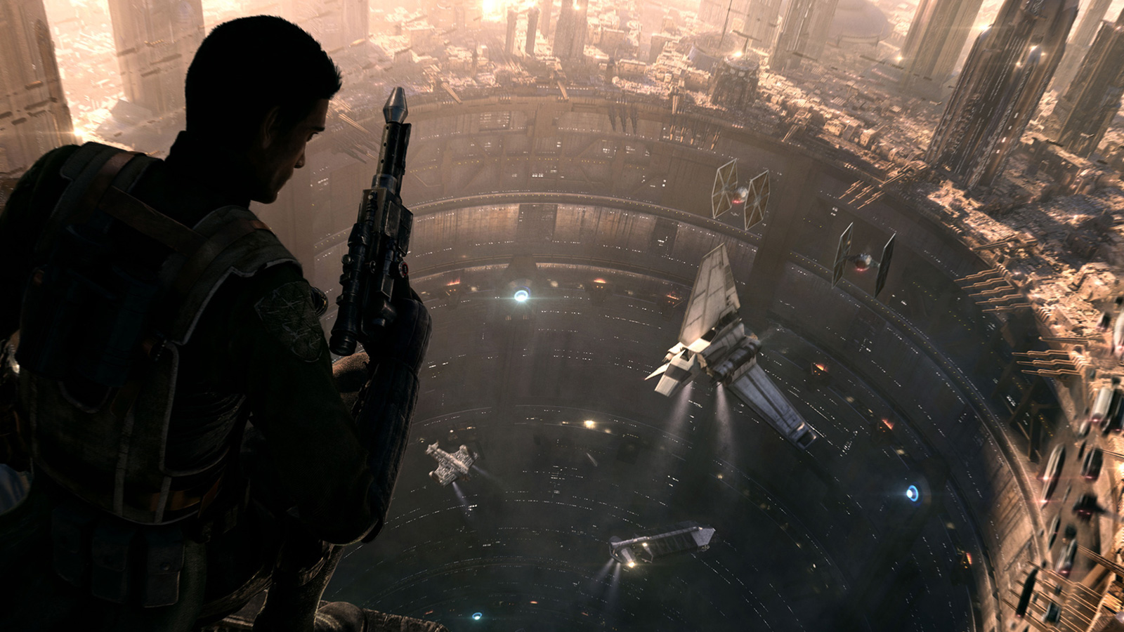 "LucasFilm Head Says ""Star Wars 1313"" Isn't Completely Dead - Mostly Dead, not All Dead"