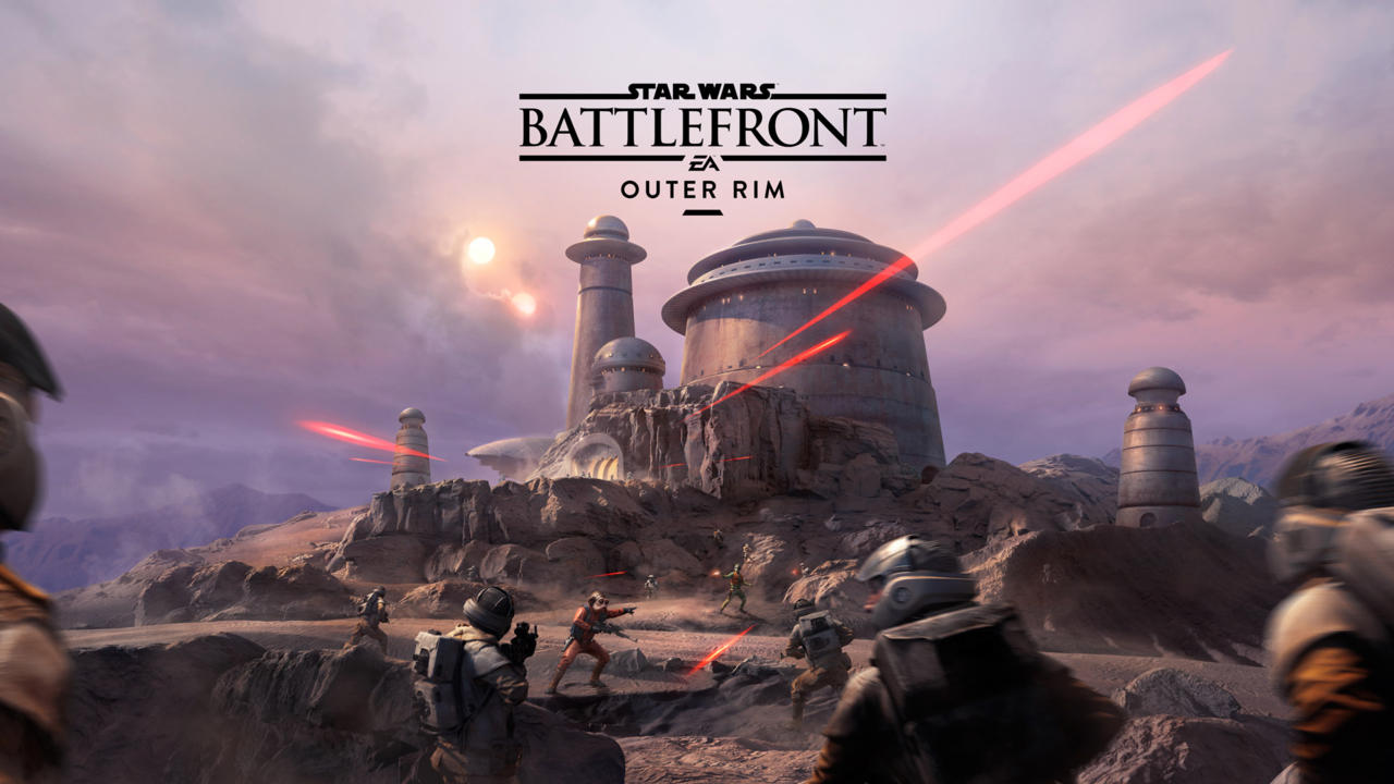 """Star Wars Battlefront Outer Rim"" Revealed"