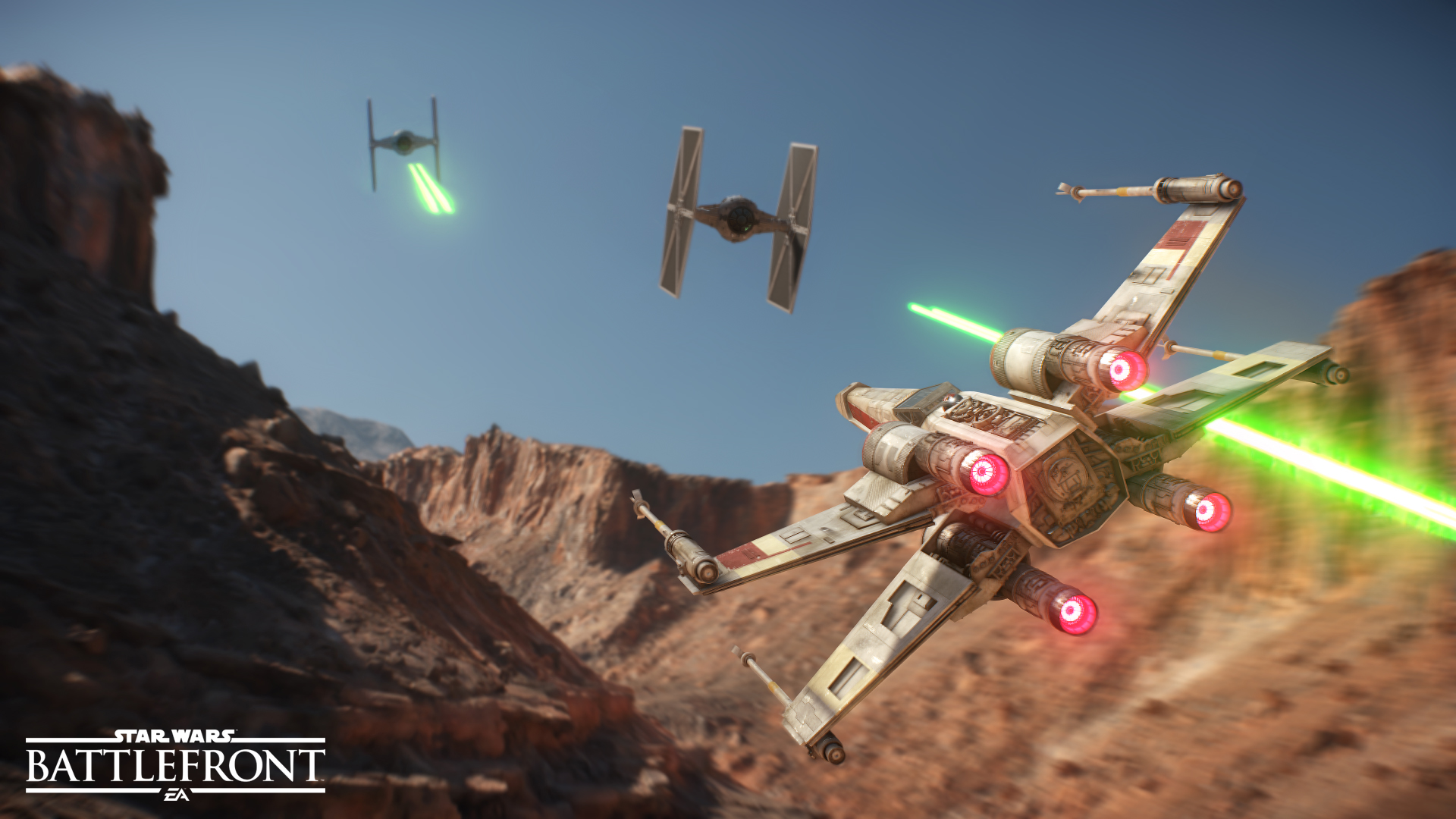 """Star Wars Battlefront"" Release Date Officially Revealed"