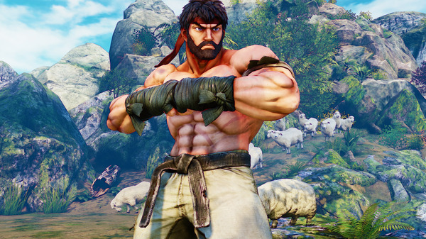 """Street Fighter V"" Pre-order Costumes Revealed"