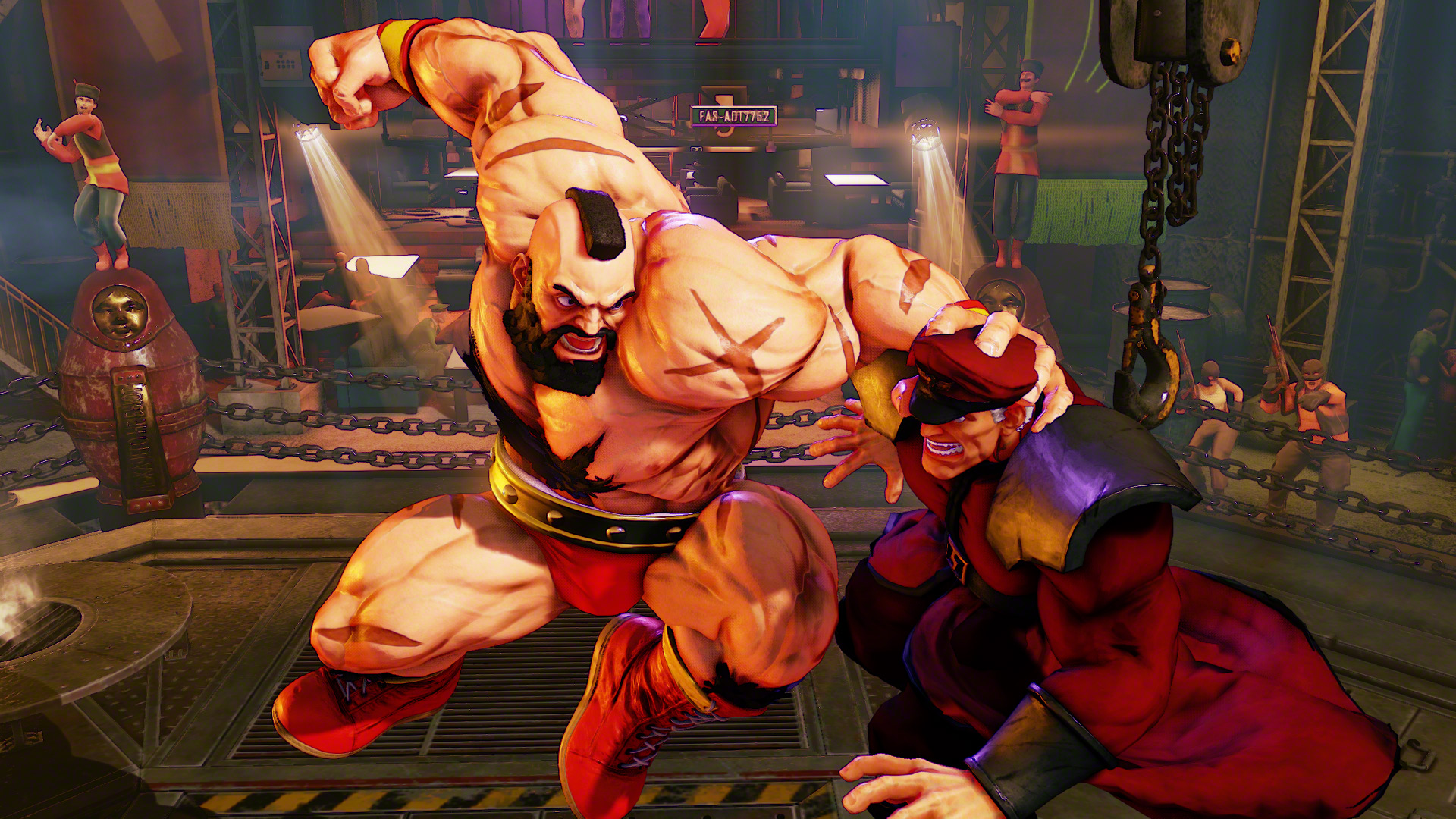 """Street Fighter V"" March Update Date Revealed"