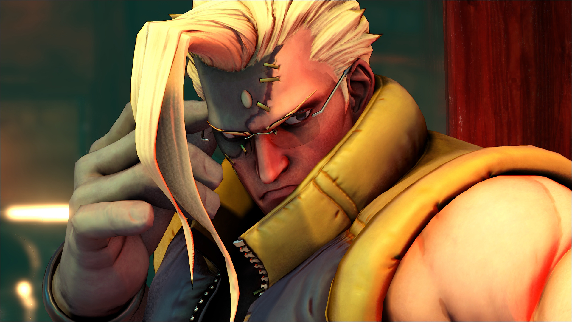 """Street Fighter V"" Officially Reveals Charlie"