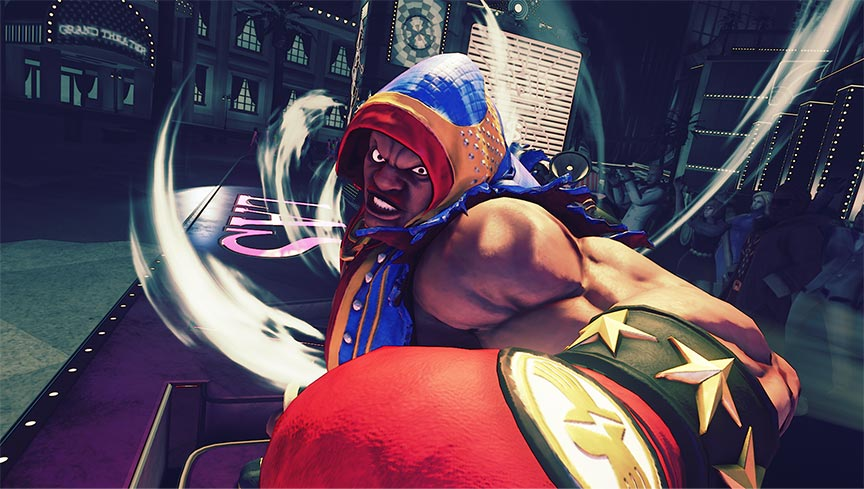 "Balrog Releasing Alongside Ibuki for ""Street Fighter V"""