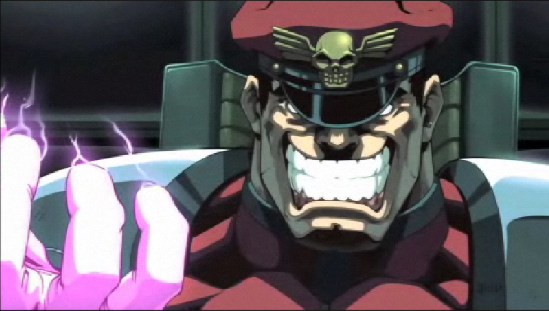 "M. Bison Returns for ""Street Fighter V"""