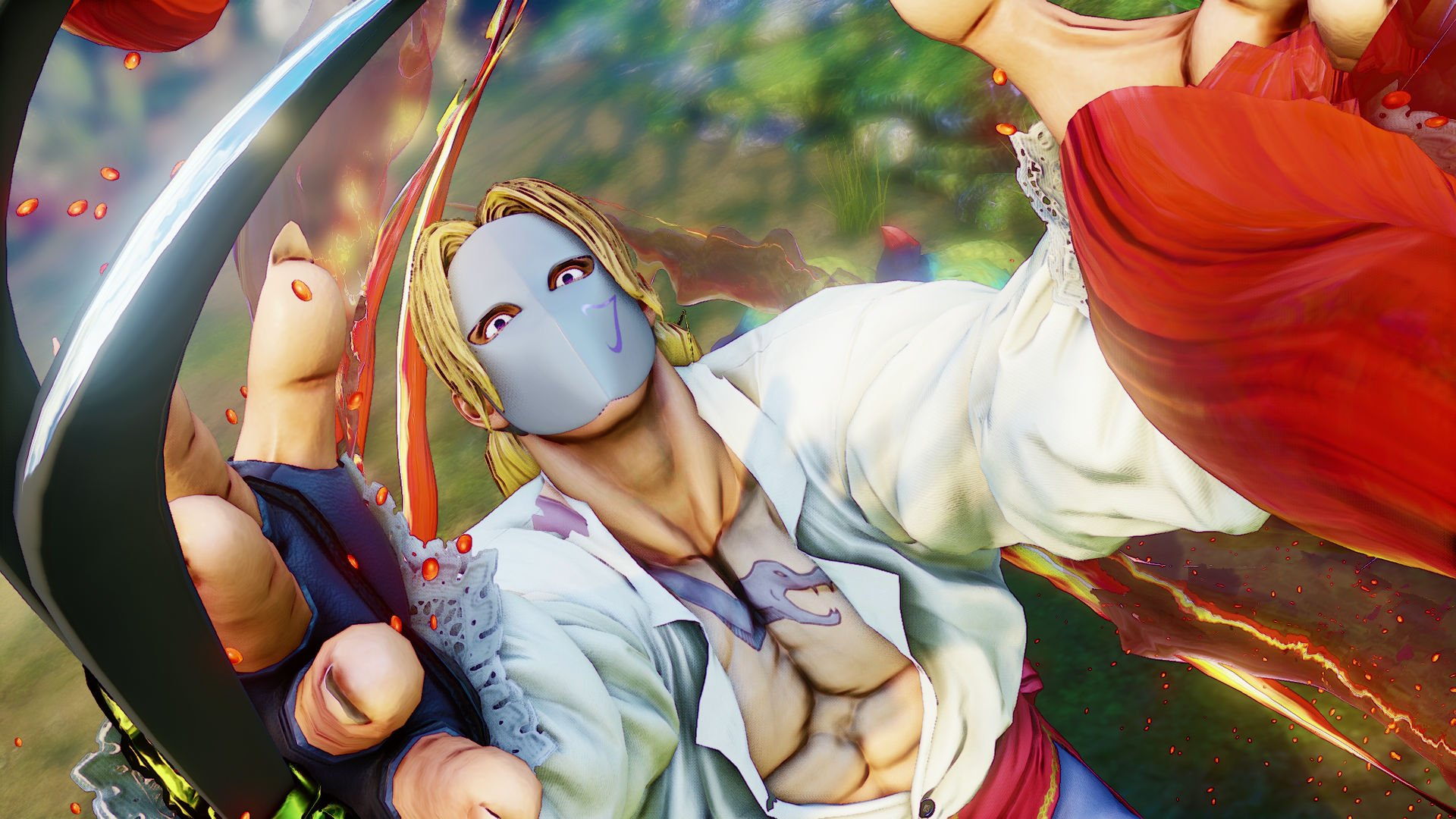 "Vega Confirmed for ""Street Fighter V"""