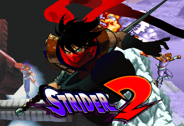 """Strider 2"" Finally Arrives on PSN - Rare"