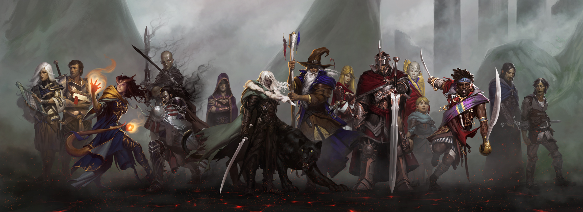 The Sundering - Changing The Forgotten Realms