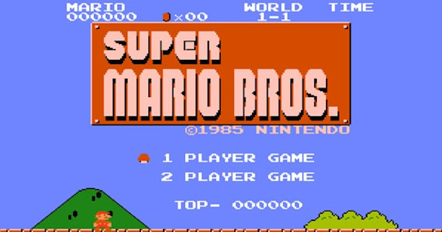 """Super Mario Bros."" Inducted Into the World Video Game Hall of Fame - Two borthers...one legacy"