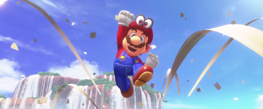 "Hats Off To ""Super Mario Odyssey"" - For Real Though, That's A Really Nice Hat"