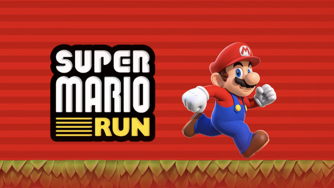 "Nintendo Reveals ""Super Mario Run"" - A"