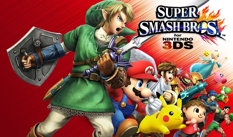 """Super Smash Bros."" for 3DS - To Smash or Not to Smash, That Is the Question"