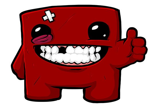 """Super Meat Boy"" Coming to PlayStation 4 & Vita - Free with PS Plus on Launch"