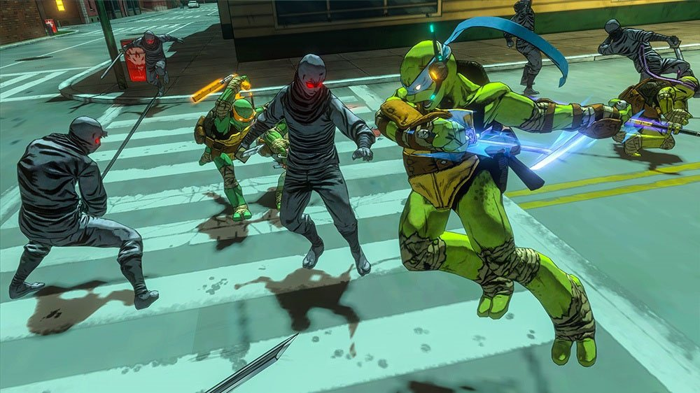 """TMNT: Mutants in Manhattan"" Officially Revealed - Darn Leaks Getting Out So Early"